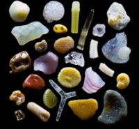 What Beauty Sand Grains Magnified -480x445