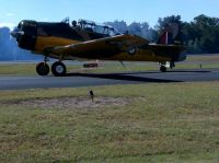 Canadian version of T6 Texan