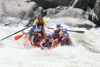 New River Gorge Whitewater rafting in WV