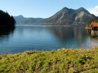 Lake Walchensee, Upper Bavaria