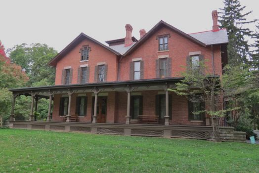 The Home Of Rutherford B. Hayes In Fremont, Ohio