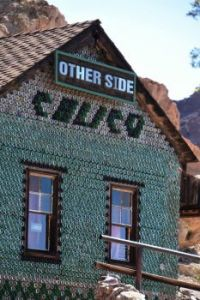 Bottle house - Calico Ghost Town