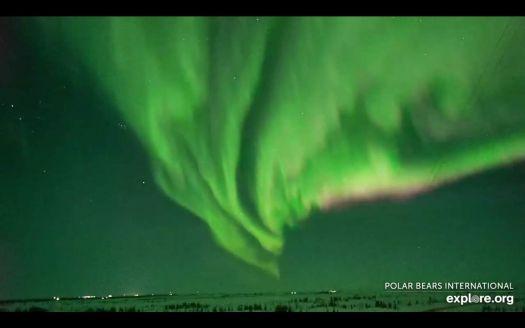 Northern lights 16 February, 2021