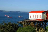 old lifeboat station Tenby