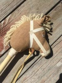 hobby horse I made for my son over 30 years ago