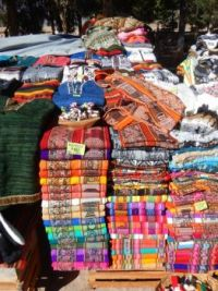 Market stall 1. Tumbaya, Argentina.