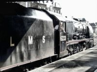 HDR of the 'Duchess of Sutherland' at Scarborough - 3rd Sep 2010