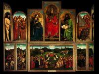 Jan vanEyck Ghent Altarpiece
