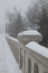 Irvine bridge,  Elora