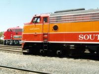 The Santa Fe and the Southern Pacific