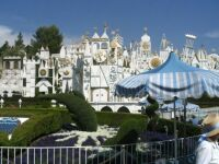 It's a small world after all.