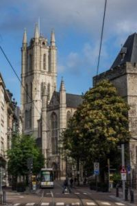 St. Nicholas' Church, Ghent