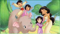 Jasmine and Family
