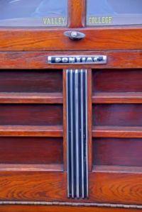 Pontiac Woodie Tailgate