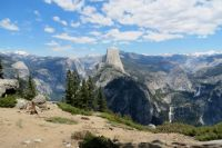 Yosemite High Country Grandeur From Washburn Point