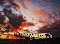 Aircraft Wreck - Iceland