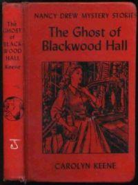 "Nancy Drew Book by Carolyn Keene The Ghost Of Blackwood Hall"""