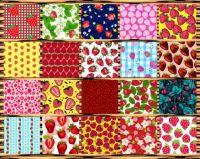 Strawberry Basket Collage Challenge