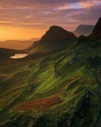 Hills, Isle of Skye, Scotland
