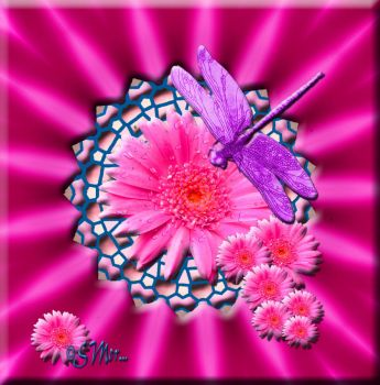 Flowers In Pink......