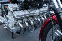 Honda CBX - six cylinder motorcycle