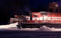 SD40-2 Wisconsin Southern