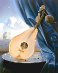 pear guitar