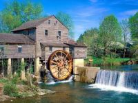 lovely old grist mill II