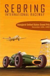 1959 Sebring International Raceway