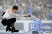 Sochi 2014 Figure Skating - Yuzuru Hanyu