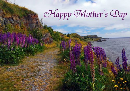 Happy Mother's Day, Bay Roberts, NL, Canada