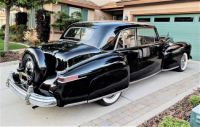 1942 Lincoln Continental Coupe