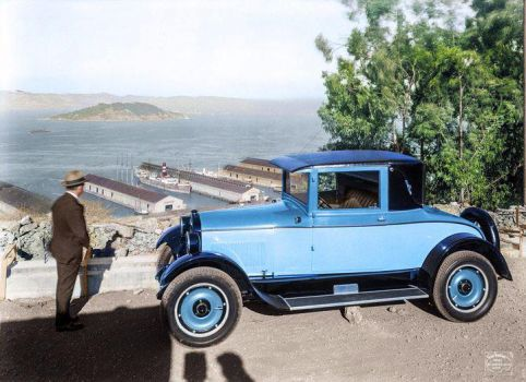 1925 - REO coupe