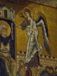 Palermo Palazzo Reale chapel mosaics