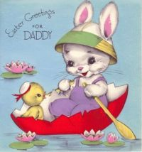 Happy Easter - Vintage 4