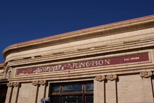 Old Train Station ~ Grand Junction, Colorado