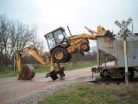 Bulldozer-Higher Pilotage II.
