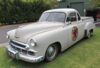 Chevrolet Coupé Utility - 1949