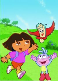 Dora, Boots & the Map
