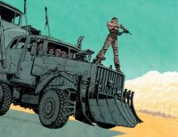 Furiosa by Cliff Chiang