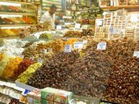 Dried Fruit Stall, Istanbul Market
