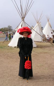 Christmas at Fort concho