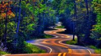 The long and winding road.......!!