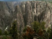 Black Canyon Of The Gunnison, Colorado, USA