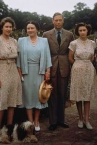 The Royal Family July 1940