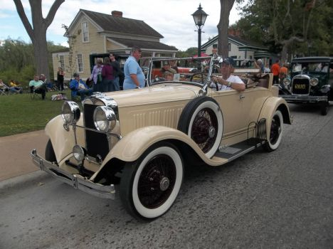 Stutz from the left side