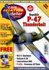 Scale Aviation Modeller International Volume 13 Issue 9 September 2005
