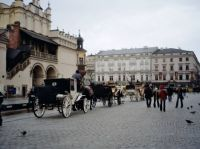 Krakow City Square