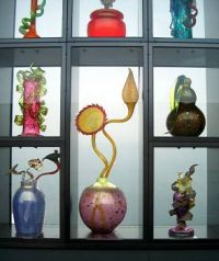 Dale Chilhuly glass