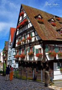 5.3 Ulm - crooked house